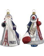 Glitterazzi France Santa