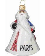 Mini France Santa