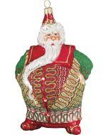 Ribbon Candy Chubby Santa