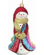 Rockin' Candy Snowman