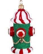 Santa's Little Yelper Fire Hydrant
