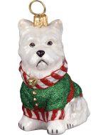 Santa's Little Yelper Westie