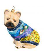 French Bulldog Fawn Provence Version