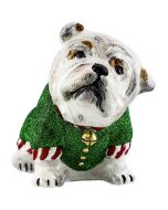 Santa's Little Yelper Bulldog