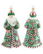 Glitterazzi Candy Cane Soup Santa