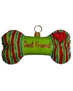 Best Friends Dog Bone