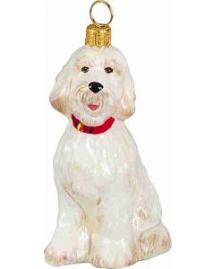 Goldendoodle White