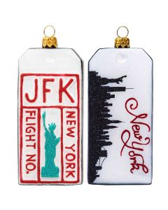 Luggage Tag New York Version - NEW!