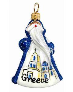 Mini Grecian Santa
