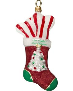 Puppy's First Christmas Stocking - Now on Clearance!