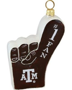 Texas A&M Foam Finger - Now on Clearance!