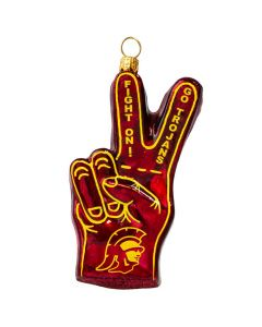 USC Victory Sign - Red Version - NEW!