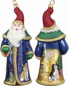 Waiting For Santa - Cavalier King