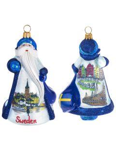 Glitterazzi Sweden Santa