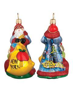 Mini New York Santa