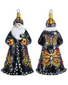 Monarch Butterfly Santa