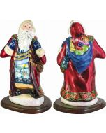 Budepest Santa - Traditional Holiday Version - Now on Clearance!