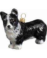 Cardigan Welsh Corgi Black & White