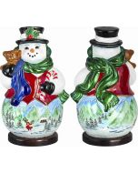 Carpathian Snowman - Carpathian Mountains Version - Now on Clearance!