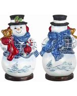 Carpathian Snowman - Wintery Version - Now on Clearance!