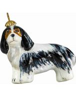 Cavalier King - Tri Color Pendant Ornament - Now on Clearance!