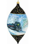 "Christmas Train 7"" Drop"