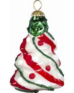 Christmas Tree Pendant - Candy Cane Version - Now on Clearance!