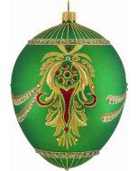 Emerald Jeweled Egg