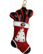 Georgia Stocking with Dog Bones - Now on Clearance!