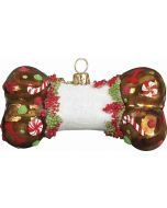Gingerbread Dog Bone - Now on Clearance!