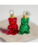 Gummy Bears - Red & Green (2 pieces) - Now on Clearance!