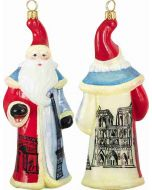 France Santa with French Flag - Now on Clearance!