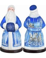 Kiev Santa - Russian Troika Version - Now on Clearance!