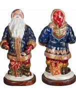 Krakow Santa - Fresco Version - Now on Clearance!