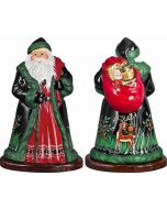 Lvov Santa - Ukraine Pysanky Ram Version - Now on Clearance!