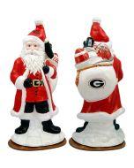 Georgia Paper Mache Santa - Now on Clearance!
