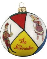 Nutcracker Suite Round Ball - Now on Clearance!
