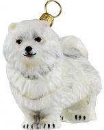 Pomeranian White