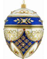 Regal Jeweled Egg