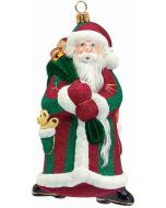 Santa Earns His Stripes - Now on Clearance!