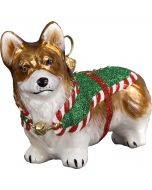 Santa's Little Yelper Pembroke Welsh Corgi