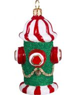 Santa's Little Yelper Fire Hydrant