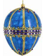 Sapphire Jeweled Egg