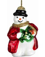 Tatra Mountain Snowman Pendant - Traditional Version - Now on Clearance!