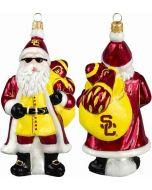 USC Collegiate Santa with Sunglasses