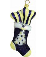 Washington Stocking with Dog Bones - Now on Clearance!