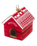 DIVA Dog House - Rescued
