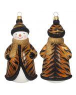 Glitterazzi Tigress Snowman