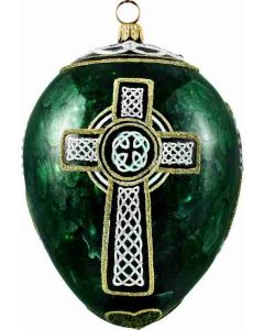 The Celtic Jeweled Egg
