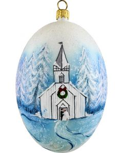 The Winter Wedding Egg